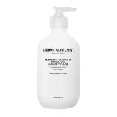 NOURISHING SHAMPOO 0.6 500ML
